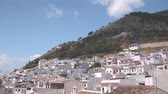 sol : Mijas, Spain Stock Footage