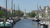 holandia : The Rotterdam neighborhood of Delfshaven
