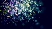 Abstract 4k motion background Stock Footage