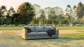 sessel : sofa in the park