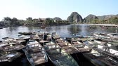Traveling in Vietnam Tam Coc