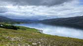 süpürge : A timelapse view of the town of Ullapool, Scotland