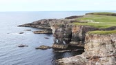 nagy britannia : The Castle of Yesnaby, Orkney, Scotland