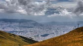 andy : A timelapse view above the City of Quito, Ecuador Dostupné videozáznamy