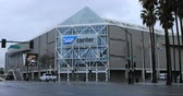 caído : View of the SAP Center in San Jose, California 4K