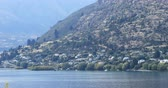 falu : Queenstown, New Zealand with mountain view 4K