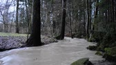řev : flood during snow melt