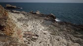 blankyt : Rocky coast on the Black Sea, Bulgaria, Tyulenovo