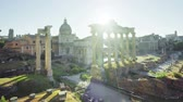church : Roman Forum in Rome, Italy