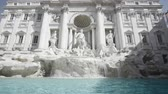 logotipo : Fountain di Trevi in ??Rome, Italy
