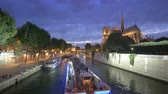 ship : Notre Dame de Paris, France