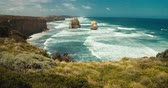 coastal road : Twelve Apostles, Great Ocean Road, Australia