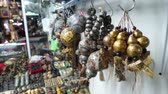 půvab : BANGKOK, THAILAND – MARCH 10 : Various view Of the amulets in the amulet market, Thailand on MARCH 10, 2017