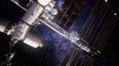 raumschiff : International Space Station in outer space