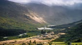 irland : The Black Valley - Gap Of Dunloe - Ring Of Kerry, Ireland