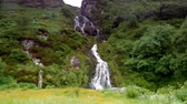 Assaranca Waterfall, County Donegal, Ireland - Native Version
