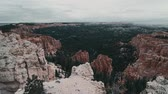 pináculo : Bryce Canyon National Park, Utah, United States - Graded Version