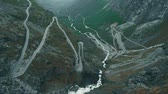 mais : The Trollstigen, Norway - graded