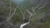 passaporte : The Trollstigen, Norway - Native Stock Footage