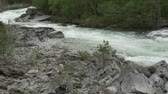işe : Wild River Stream In Norway - Native Version
