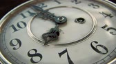clock dial : Vintage Clock Face, 8 On The Dot -  Neutral Version