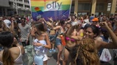 transsexualism : 3 JUN 2016: the celebrate the annual gay pride parade in Tel Aviv