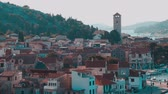 jorkšírský : Small seatown with church in Tisno, croatia Dostupné videozáznamy