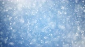 januari : The winter background, falling snowflakes