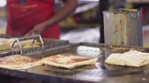 купец : Tasty murtabak at bazaar Ramadan