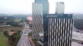 high rise buildings : Aerial view of Le Meridien