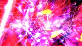 fantazie : Bright Pink Energy Field Glowing with Vivid Colors - 4K Seamless Loop Motion Background Animation