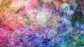 psyche : Multicolored Soft Texture with Rotating Abstract Pattern - 4K Seamless Loop Motion Background Animation Stock Footage