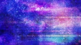 туманность : Purple Outer Space Nebula Spewing Magical Dust Particles - 4K Seamless Loop Motion Background Animation