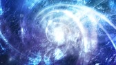 туманность : Spinning Galaxy Swirl and Stars in Space - 4K Seamless Loop Motion Background Animation