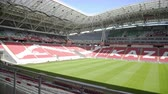 Russia, Kazan - May 18, 2018: Kazan Arena stadium Fifa world cup Stock Footage