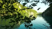 jev : Lake in Plitvice National Park, Croatia HD