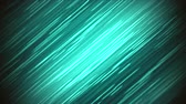 hipnoza : Abstract motion green lines, looping animation background