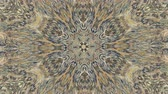 hipnoza : Motion colorful kaleidoscope abstract background