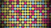 hipnoza : Motion colorful dots pattern, abstract background. Elegant and luxury dynamic geometric style template