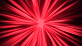 shiny : Abstract motion red lines with noise in 80s style, looping animation retro background. Elegant and luxury dynamic game style