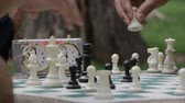 contemplando : Fast chess with chess timer