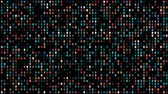 Abstract matrix background