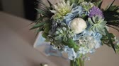 pioenroos : Beautiful, modern, festive bouquet. The concept of the celebration