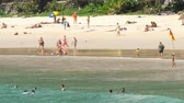nai harn : High season in Karon beach in Phuket