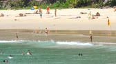 nai harn : High season in NaiHarn beach in Phuket