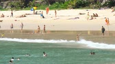 nai harn : High season in Nai Harn beach in Phuket