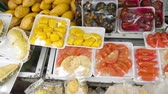 mercado : Thailand fresh fruits prepare