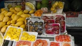 thajsko : Thailand fresh fruits prepare