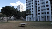 View of Bedok Town in Singapore, Asia