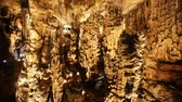 world locations : Grotte des Demoiselles is a landmark of France created by nature